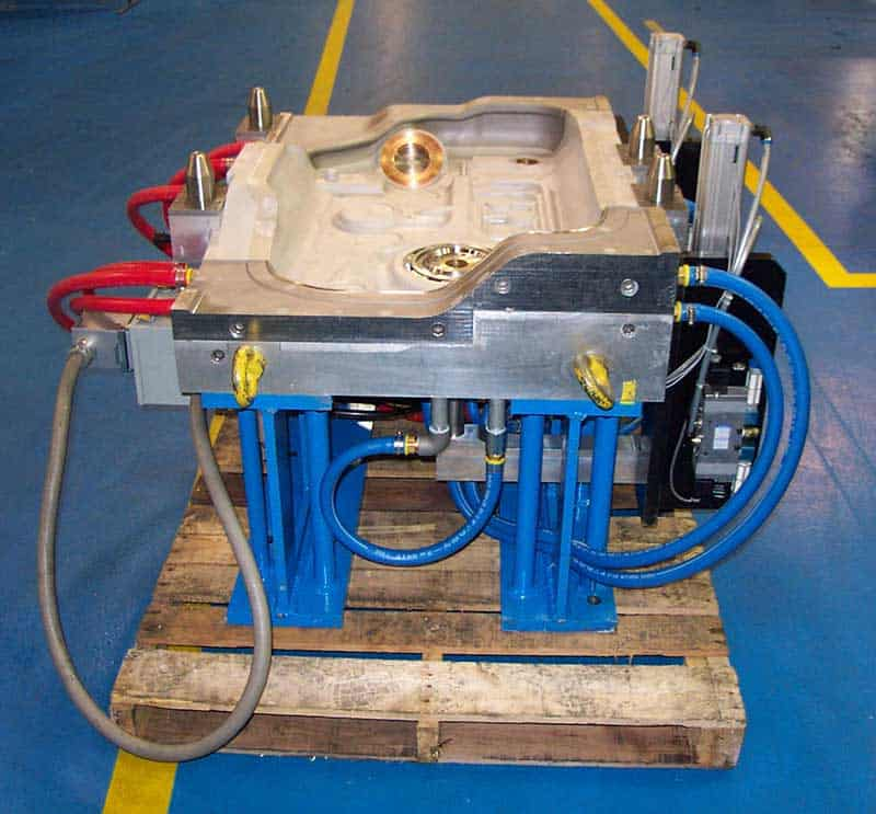 State of the Art Industrial Blow Molds - Tooling Tech Group